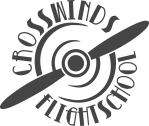 Crosswinds Flight School Logo